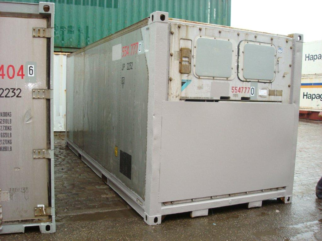 Containers isothermes dimension container for Isoler un conteneur