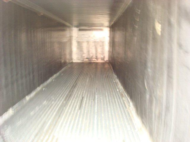 Containers isothermes dimension container for Isoler un container